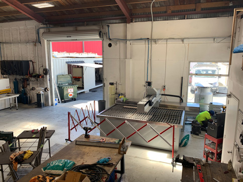 CNC water jet cutting service | Nelson, New Zealand