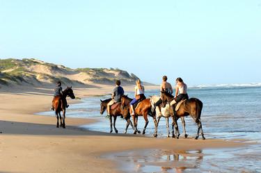 Horseriding on the Beach.JPG