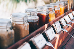 Homemade marmelade at your accommodation