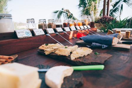 Breakfast buffet at accommodattion.jpg