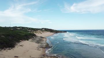 Drone view of Tofinho Beach.JPG