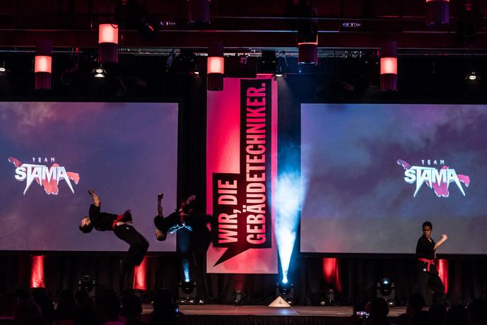 Suissetec - Diplomfeier 2018