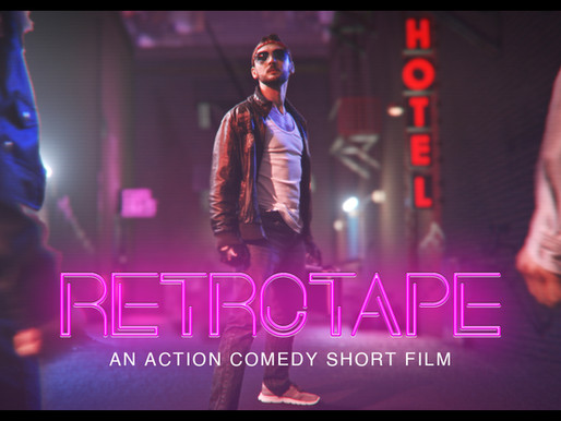 RETROTAPE / le Kung Fury made in Switzerland