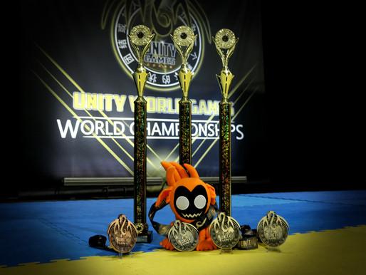 De l'Or Aux Unity World Games!