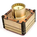Image of the University of Washington Solid Sulfur Thruster