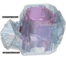C5000 20170822 Aluminum Sm Engine Castin