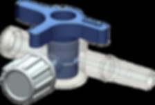 C5000 20190319 326 Plastic Valve - 5 CAD