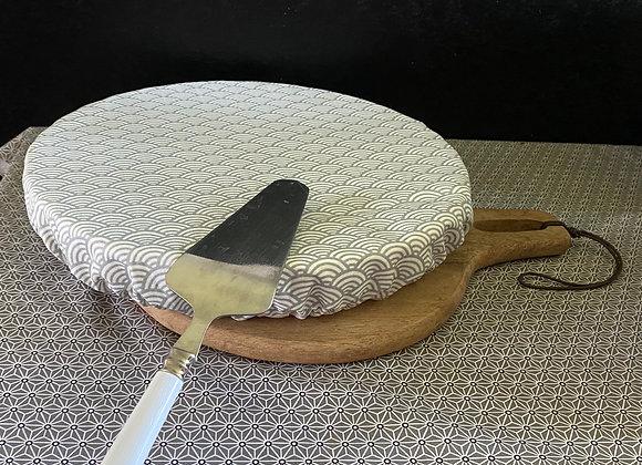 Charlotte plats à tartes, grand plats 28cm diam