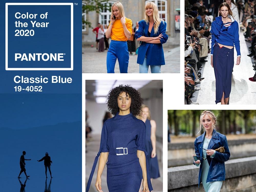 Couleur Pantone 2020_Classic Blue