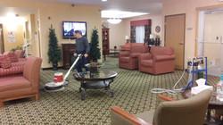Holiday Inn Express Lobby