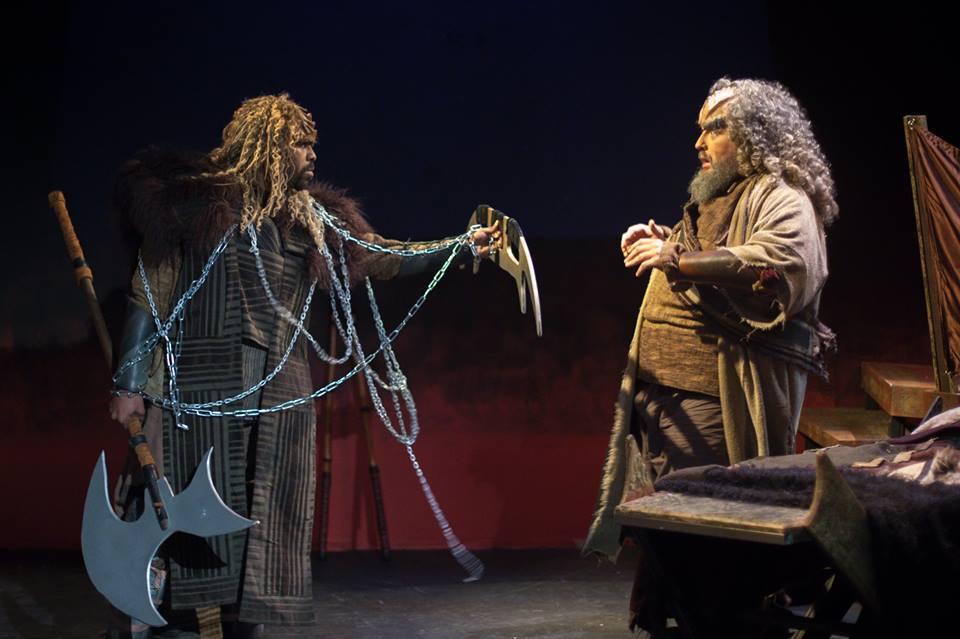 'Klingon Christmas Carol'