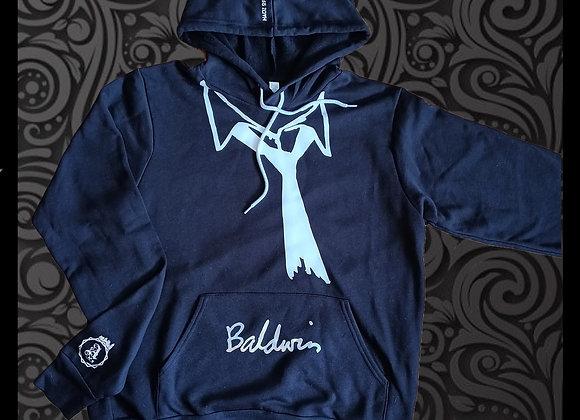 Baldwin Tied Hoodie