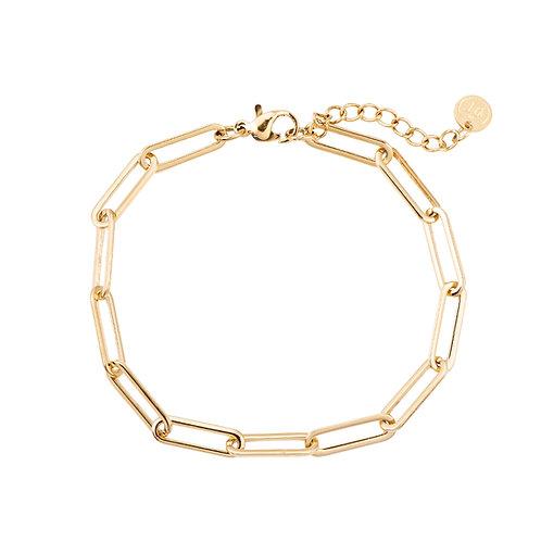 Teresa Stainless Steel Bracelet