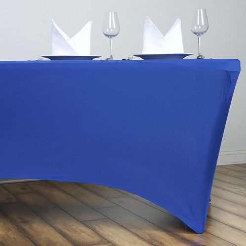 6F Spandex Rectangle Tablecloth