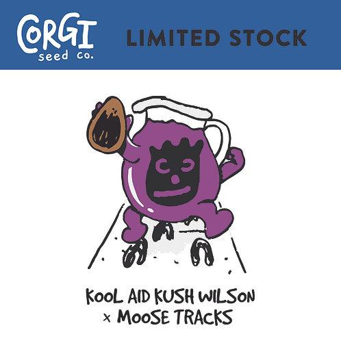 Kool Aid Kush Wilson X Moose Tracks