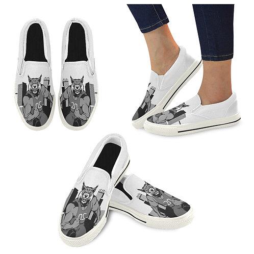 Slip-On Motivation Women's Shoes