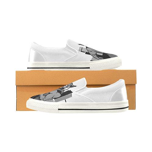 Slip-On Motivation Men's Shoes
