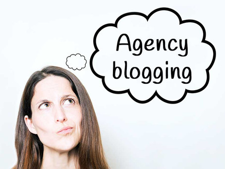 AGENCY MARKETING: HOW TO PRODUCE BETTER BLOG CONTENT