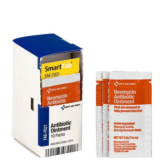 SC Refill Antibiotic Ointment, 10/box FAE7021