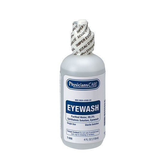 Eyewash 4 oz Eye Solution 7-006