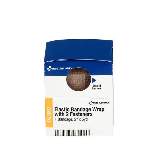 "SC Refill 2""x5yd Elastic Bandage, 1/box FAE3009"