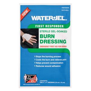 WaterJel Burn Dressing 4inch x 4inch