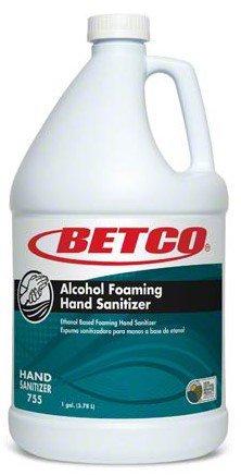 Betco Foaming Hand Sanitizer