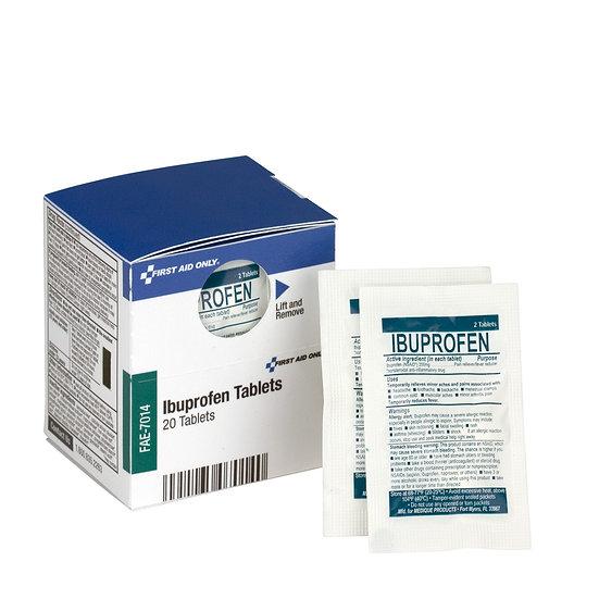 SC Refill Ibuprofen Tablets, 20ct FAE7014