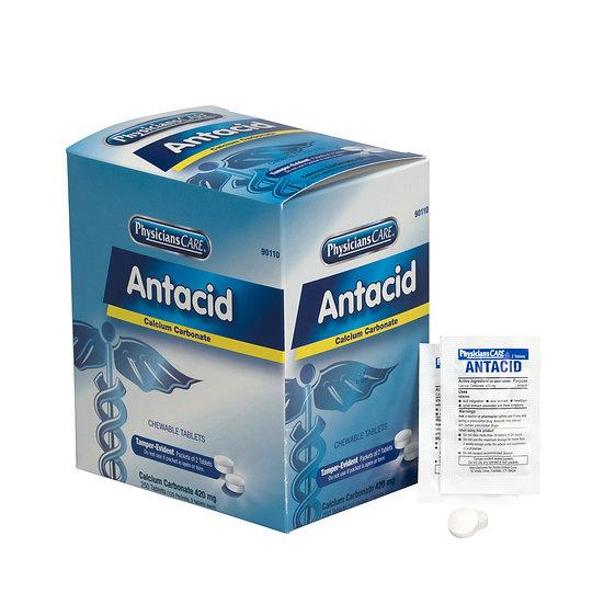 Antacid Tablets 250 Qty