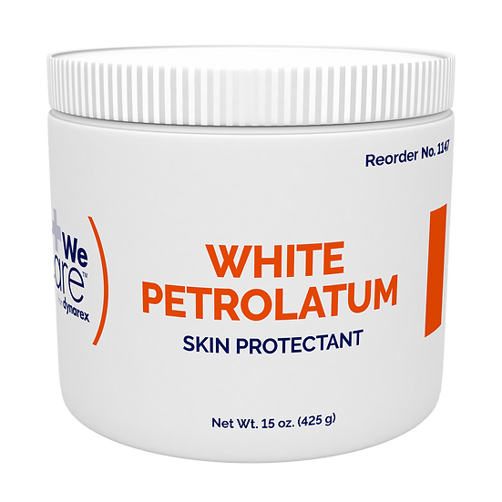 White Petrolatum, 15 oz jar