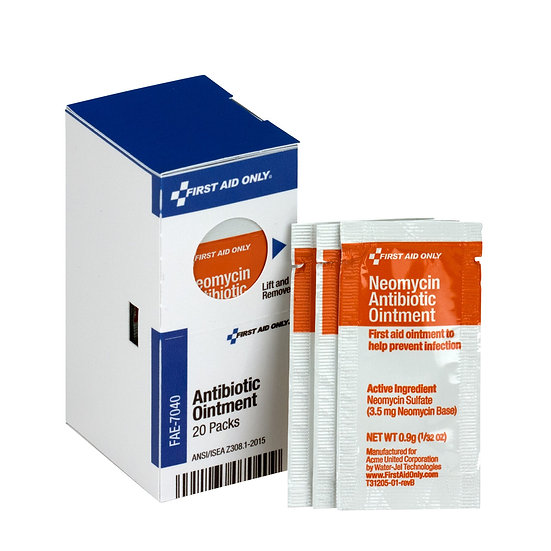 SC Refill Antibiotic Ointment FAE7040