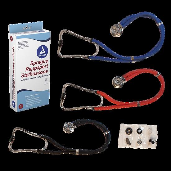 Sprague Rappaport Stethoscopes, Black