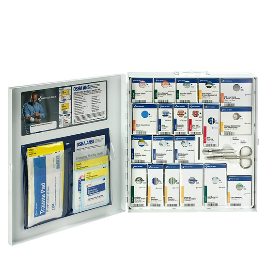 746000 Large Metal SmartCompliance Cabinet, ANSI A+ with Meds