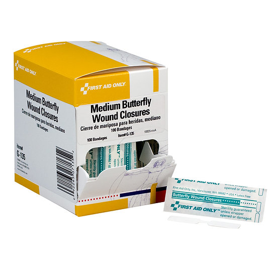 Butterfly Med 100ct G135