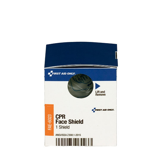 SC Refill CPR Mask, 1/box FAE6023