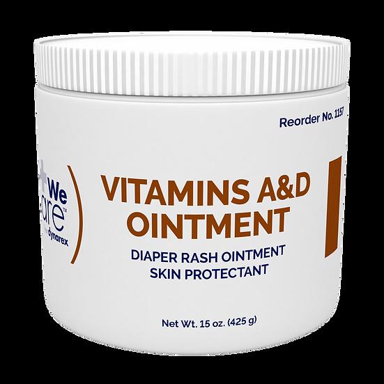 Vitamins A&D Ointment, 15 oz jar