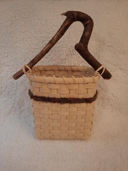 Tall Stick Basket