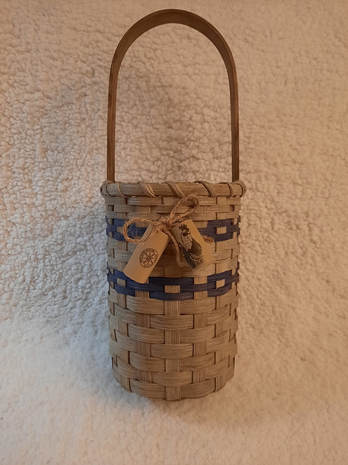 Single Wine Basket