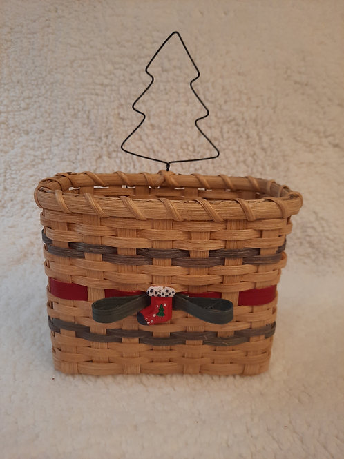Tree Mail/Card Basket