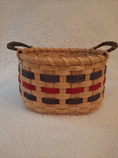 Oval Side Basket