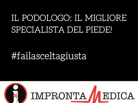 Il podologo: il migliore specialista del piede!