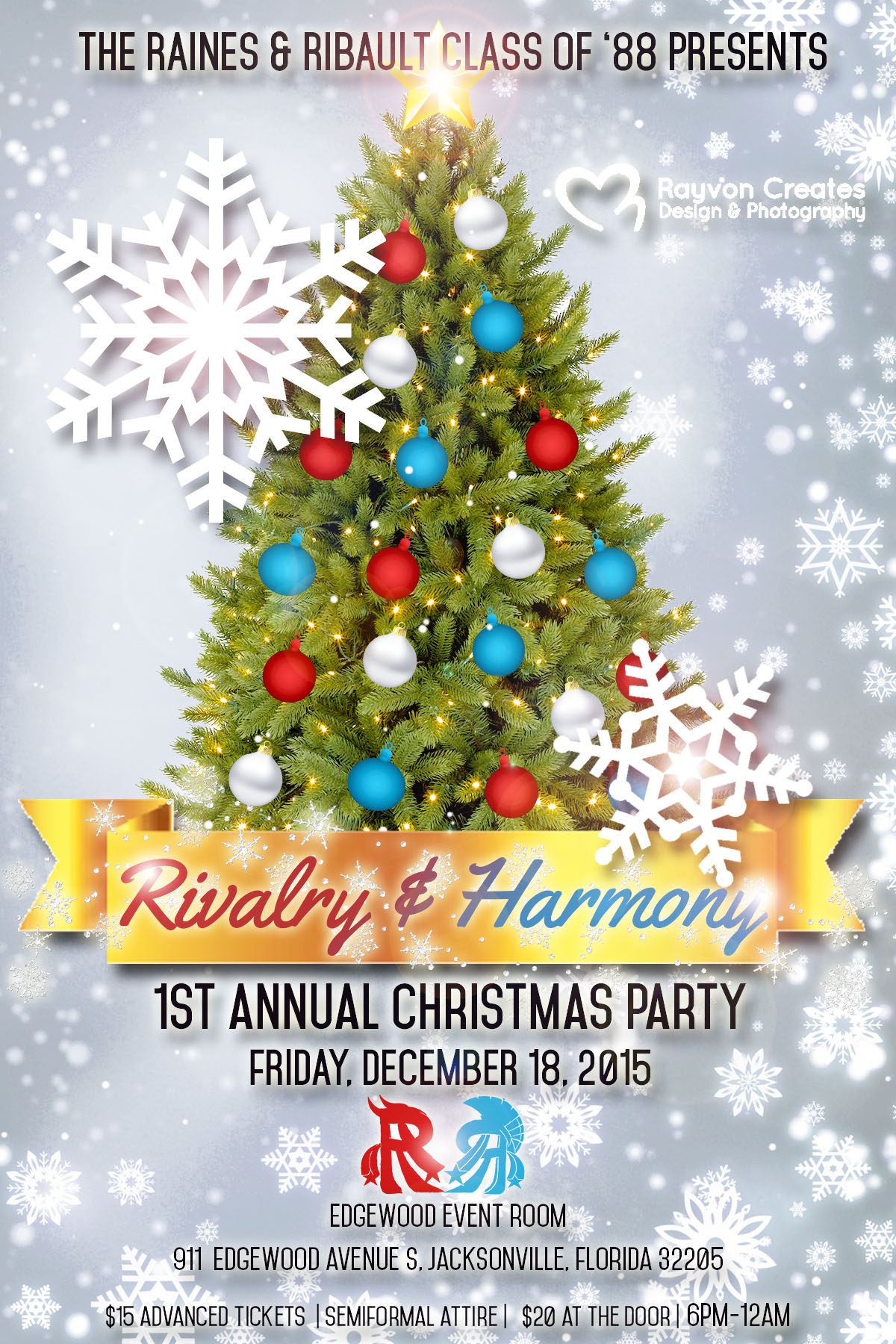 Christmas Party promo