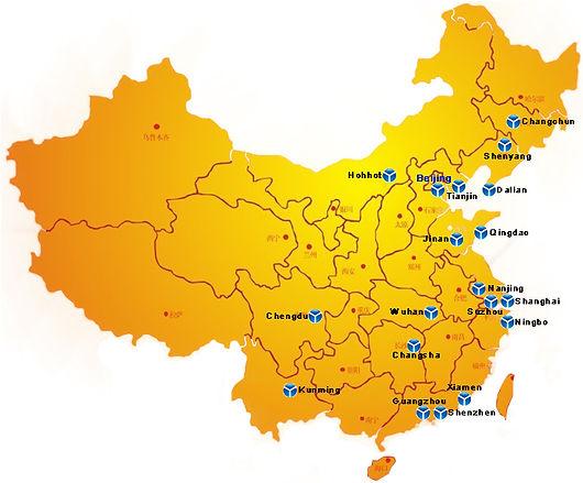 Yingke Map