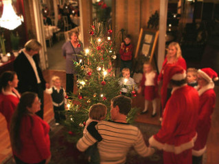 Holiday Traditions, expectations and Obligations