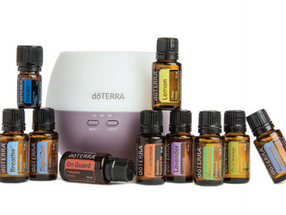 150 Uses for doTERRA's Top Ten Essential Oils