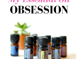 Small Business Feature My Essential Oil Obsession
