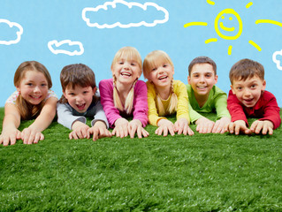 Six Benefits of Helping Children join outdoor activities with the family