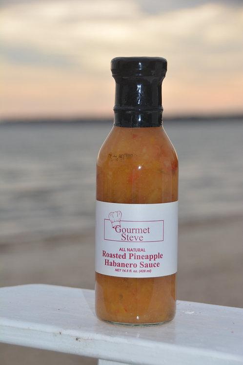 Steve's Pineapple Habanero Sauce