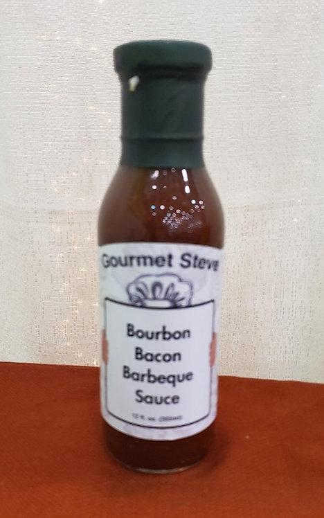 Steve's Bourbon Bacon BBQ