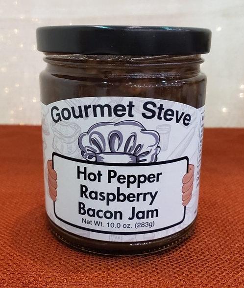 Steve's Hot Pepper Raspberry Bacon JAM